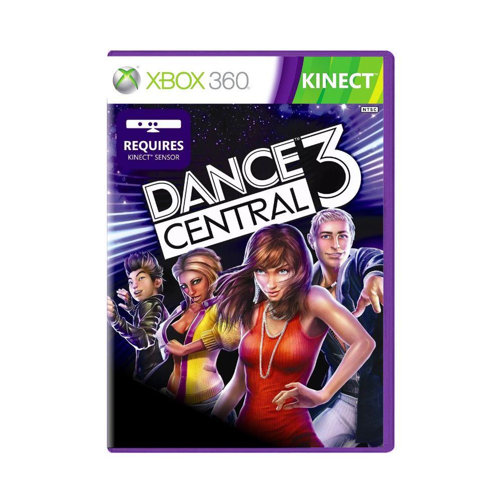 Jogo Dance Central 3 - Xbox 360