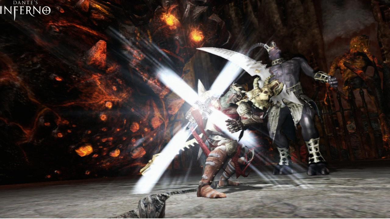 Jogo Dante's Inferno Platinum Hits - Xbox 360