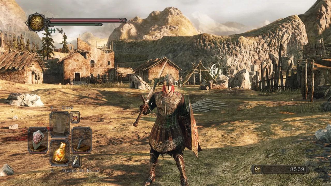 Jogo Dark Souls 2 - PS3