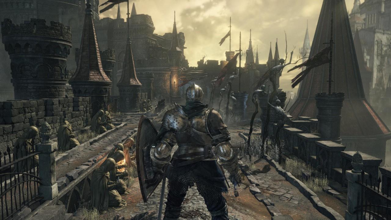Jogo Dark Souls 3 - PS4