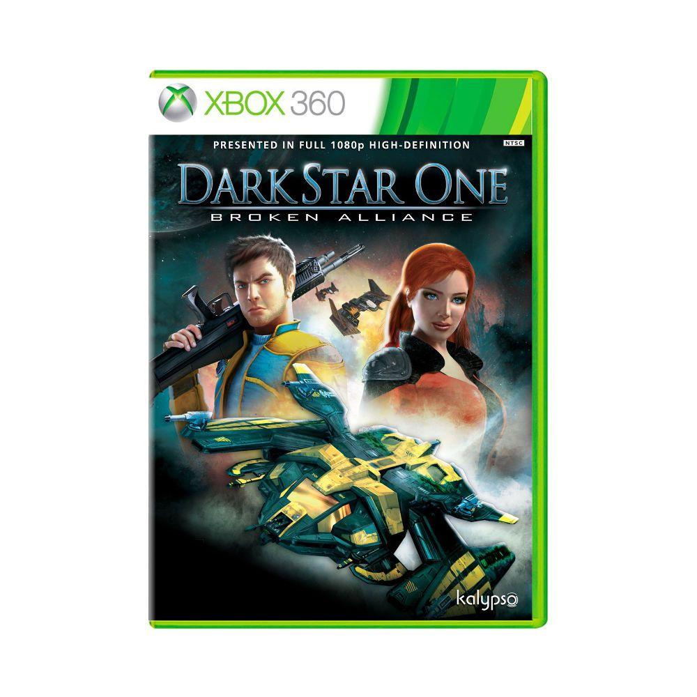 Jogo Darkstar One Broken Alliance - Xbox 360