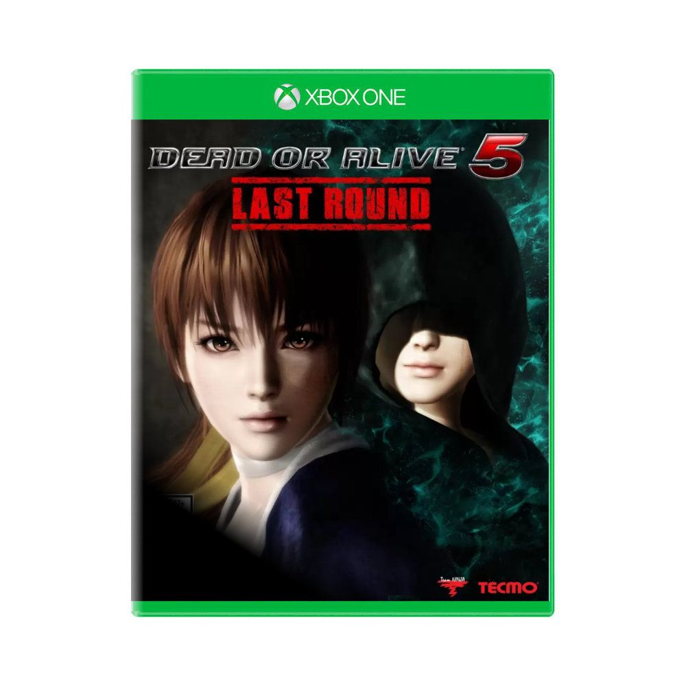 Jogo Dead or Alive 5 - Xbox One