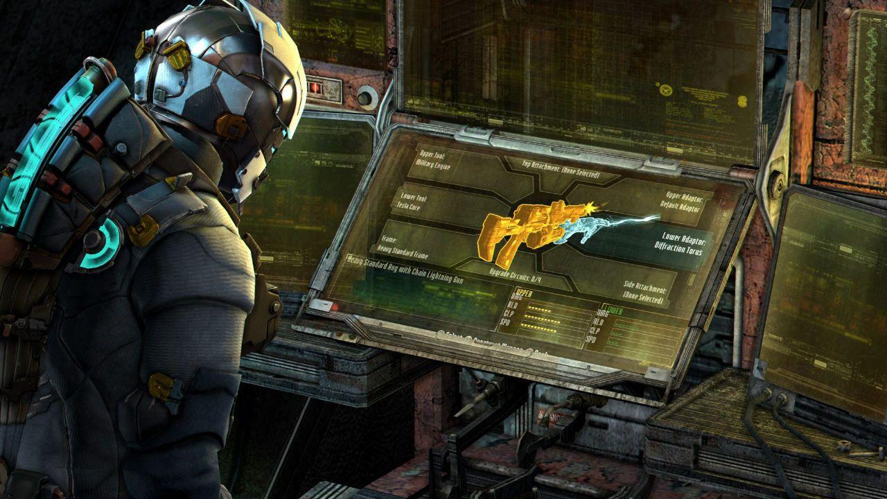 Jogo Dead Space 1 Platinium Hits - Xbox 360
