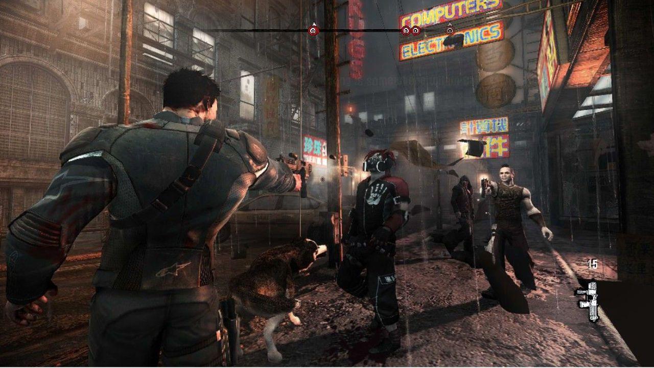 Jogo Dead to Rights: Retribution - Xbox 360