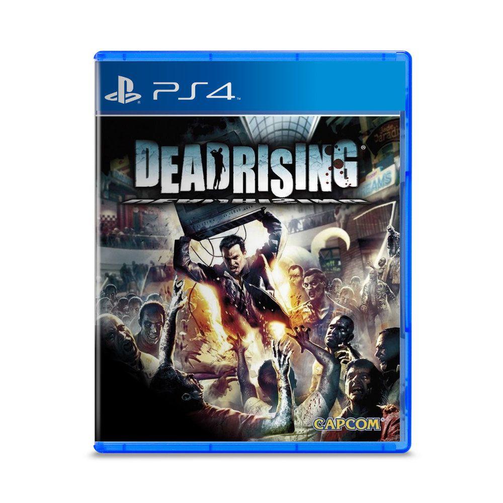 Jogo Deadrising - PS4