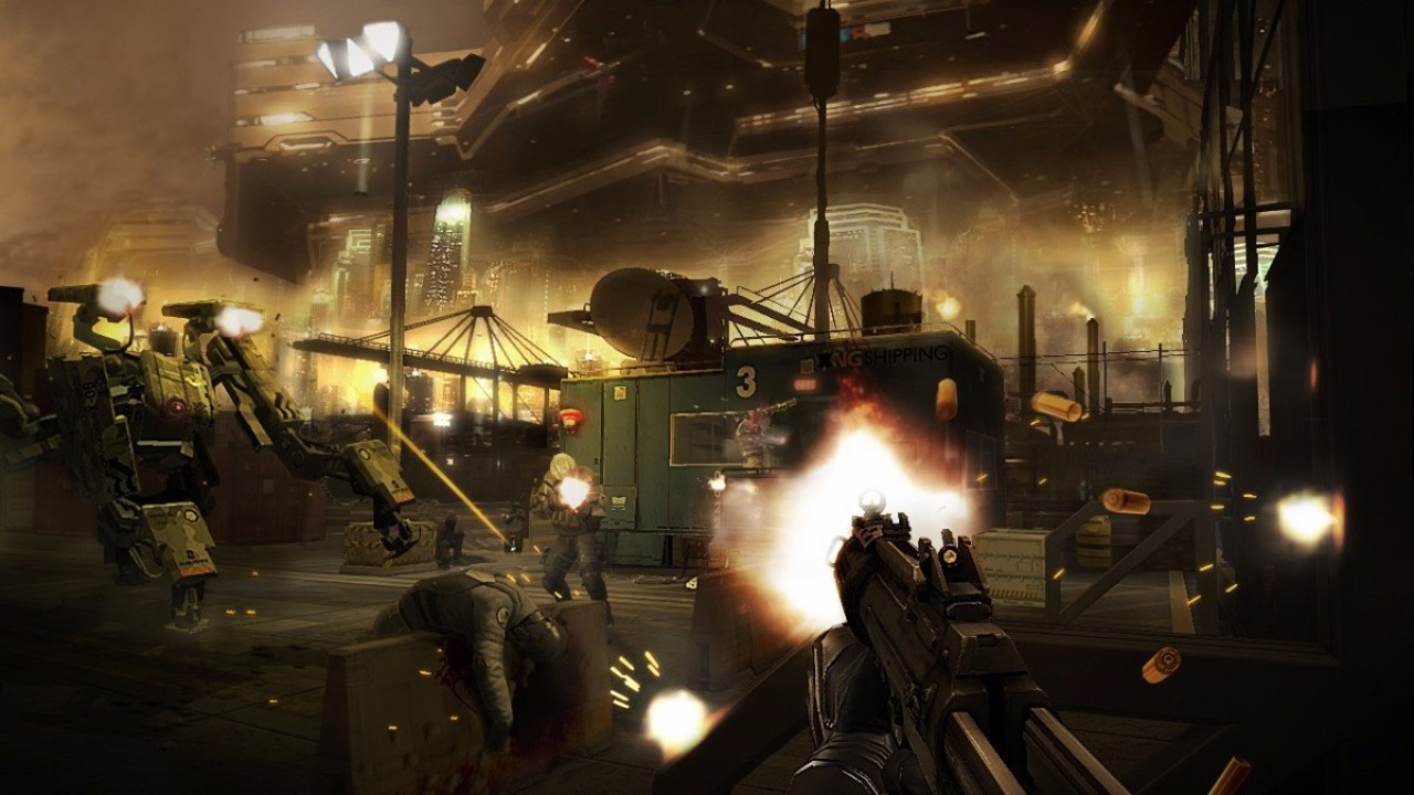 Jogo Deus Ex Human Revolution Director's Cut - Xbox 360