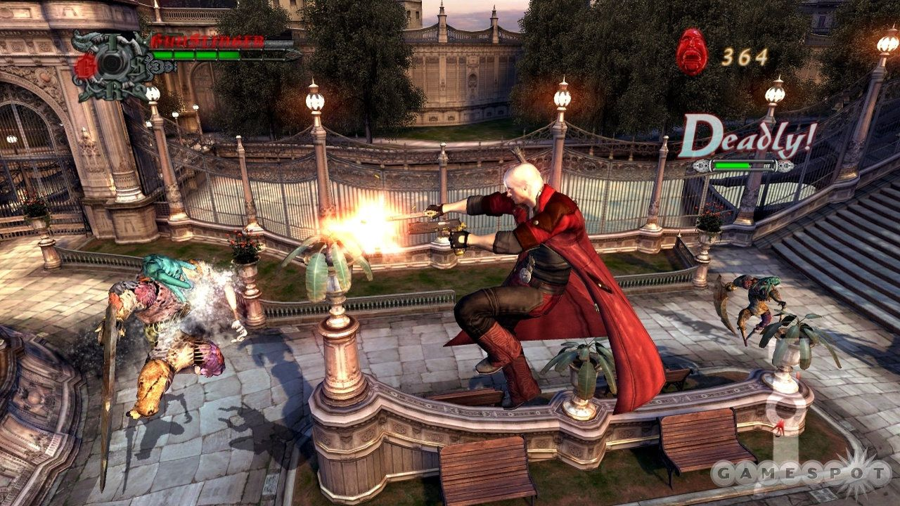 Jogo Devil May Cry 4 Greatest Hits - PS3