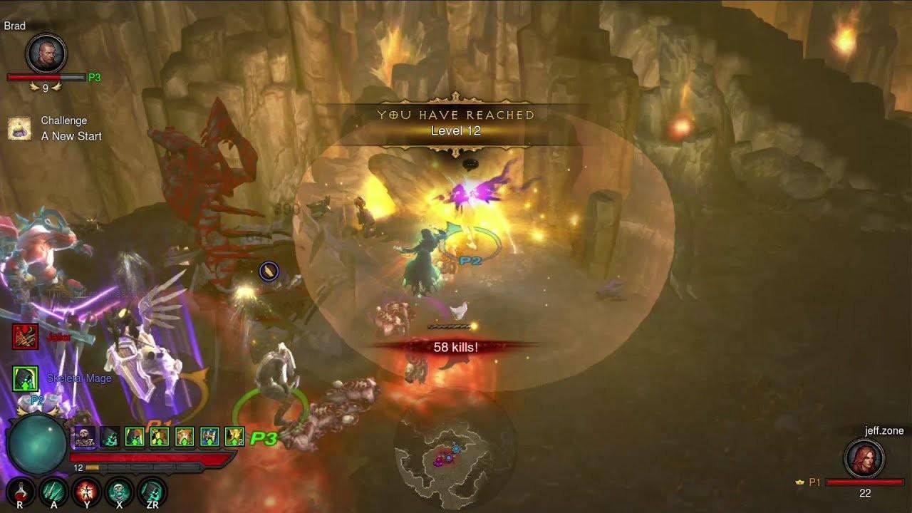 Jogo Diablo 3 Eternal Collection - Switch