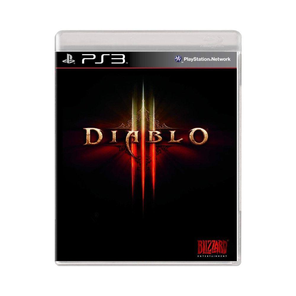 Jogo Diablo 3 - PS3