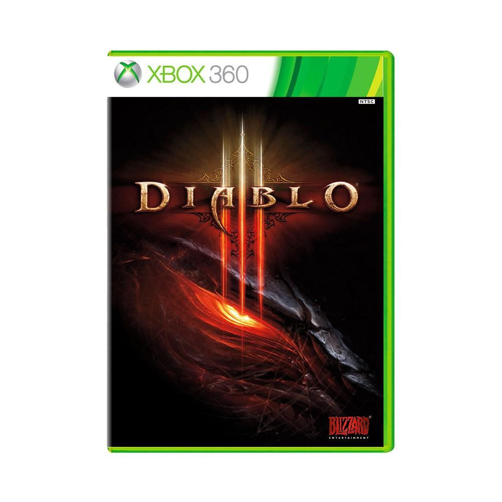 Jogo Diablo 3 - Xbox 360