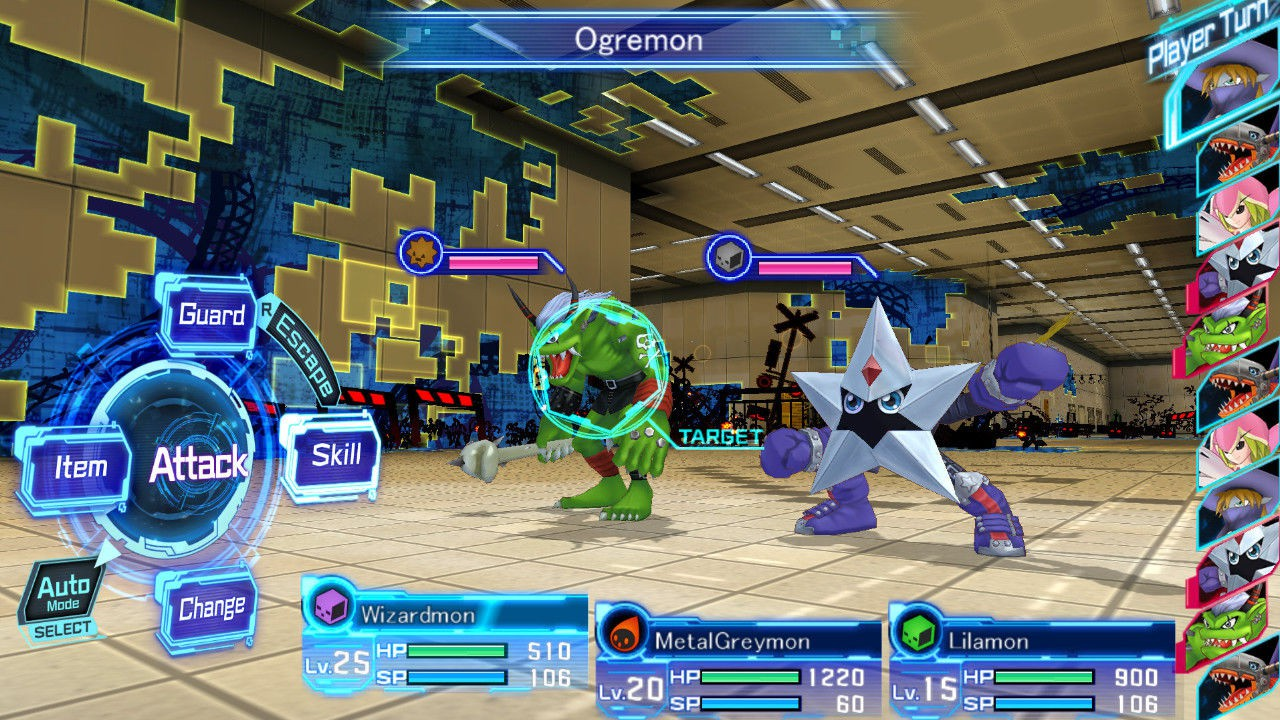 Jogo Digimon Story Cyber Sleuth - PS4
