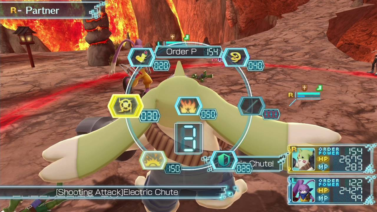 Jogo Digimon World Next Order - PS4