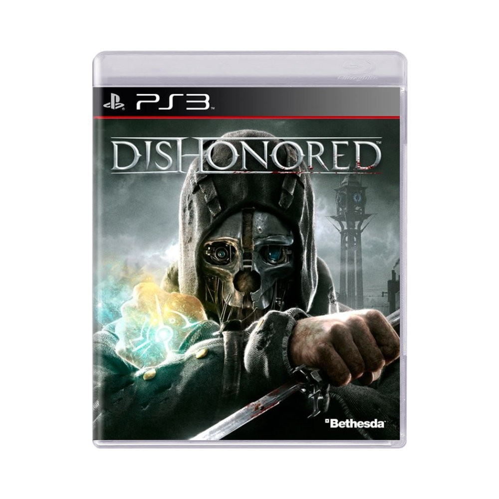 Jogo Dishonored - PS3