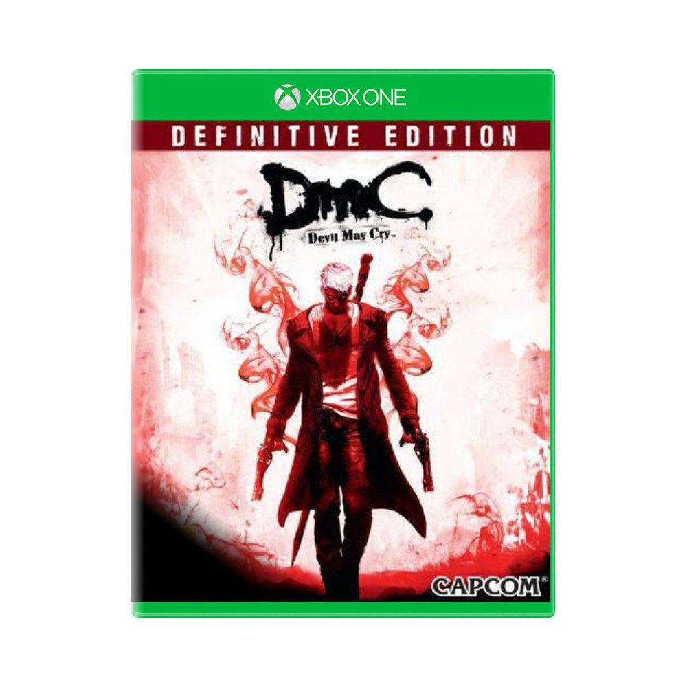Jogo DMC Devil May Cry Definitive Edition - Xbox One