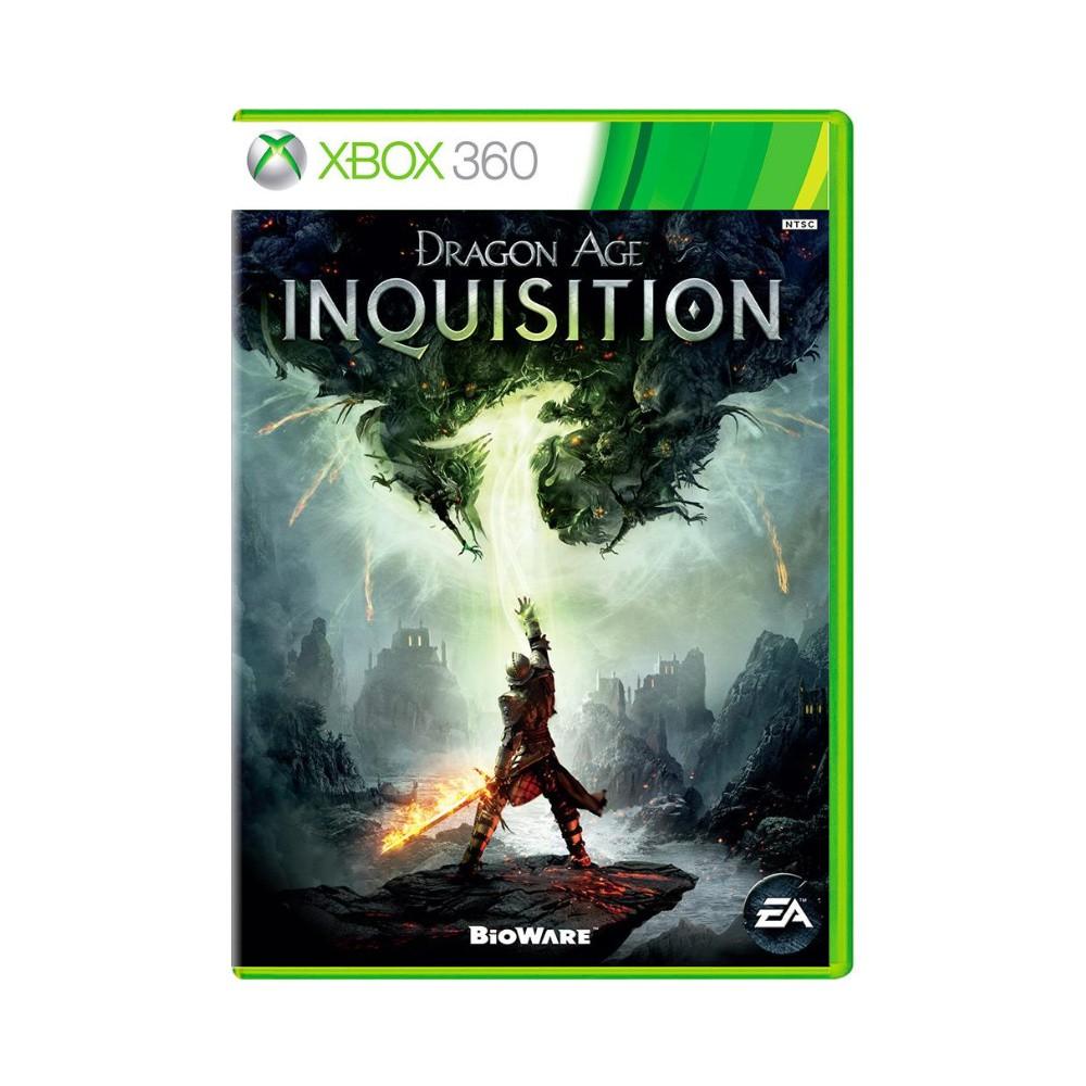 Jogo Dragon Age Inquisition - Xbox 360