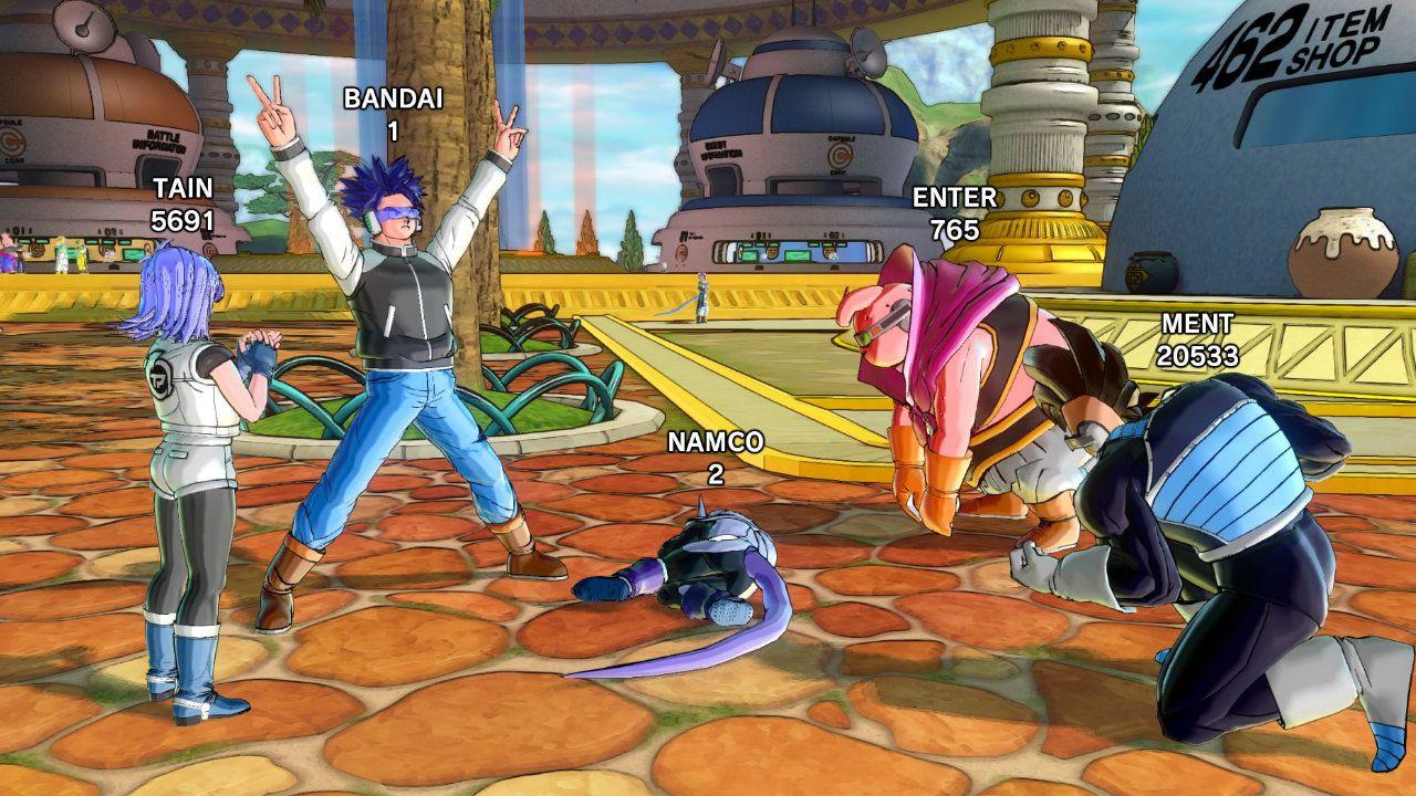 Jogo Dragon Ball Xenoverse 2 - PS4
