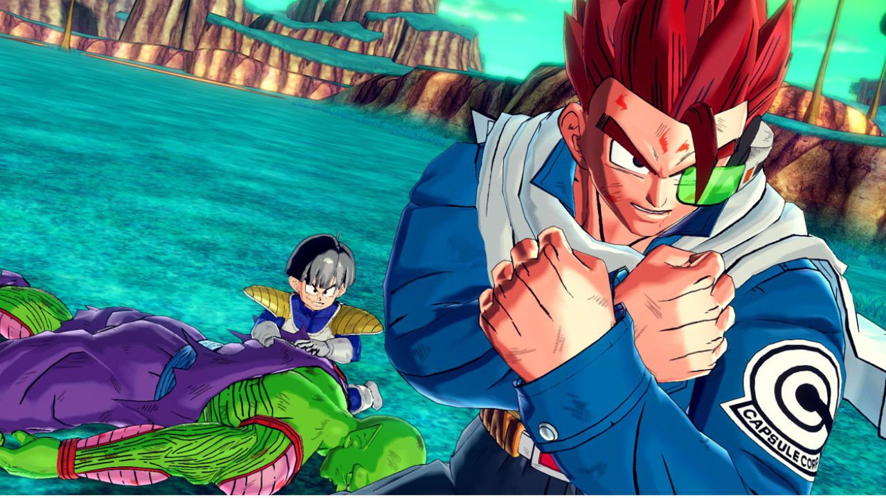 Jogo Dragon Ball Xenoverse - Xbox One