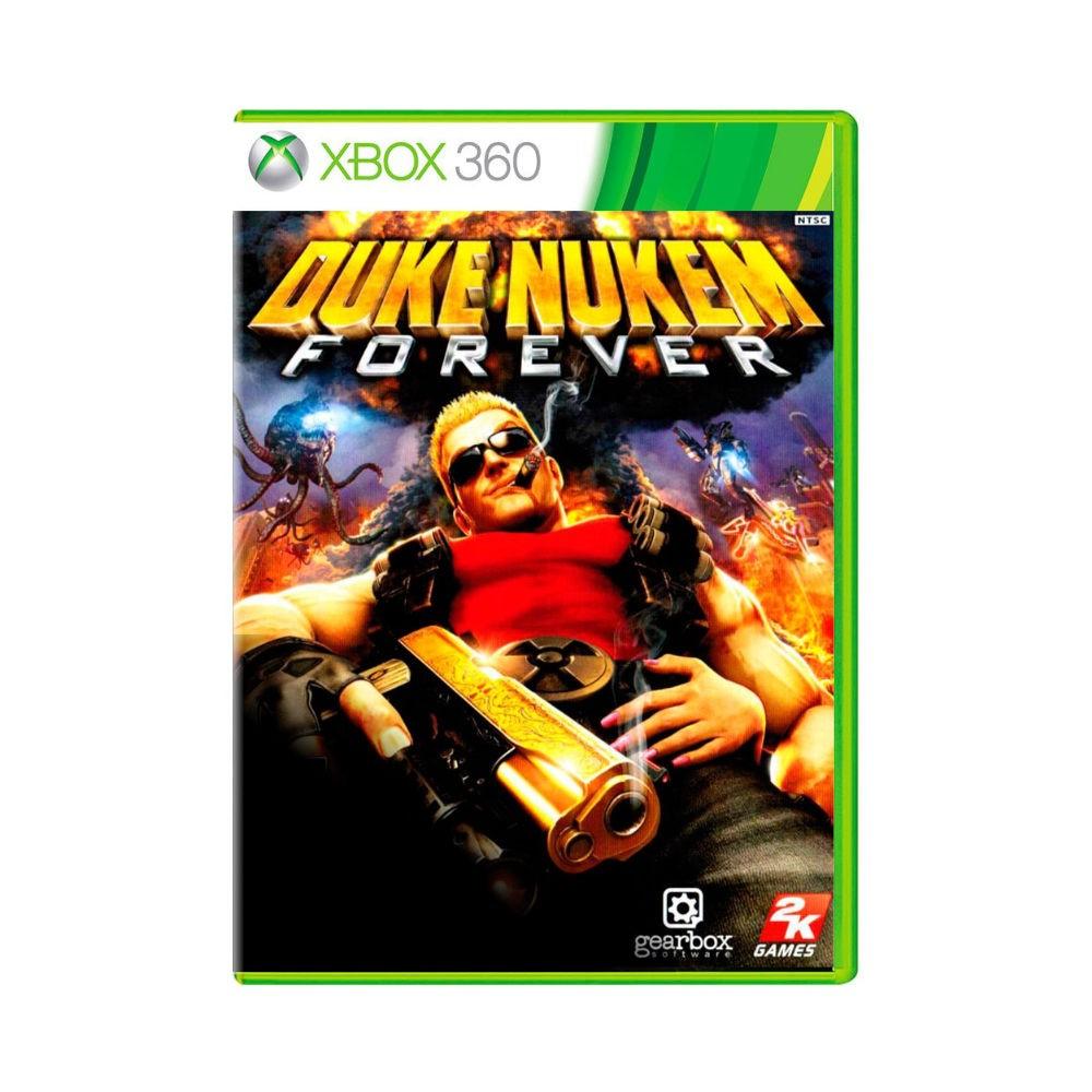 Jogo Duke Nukem - Xbox 360