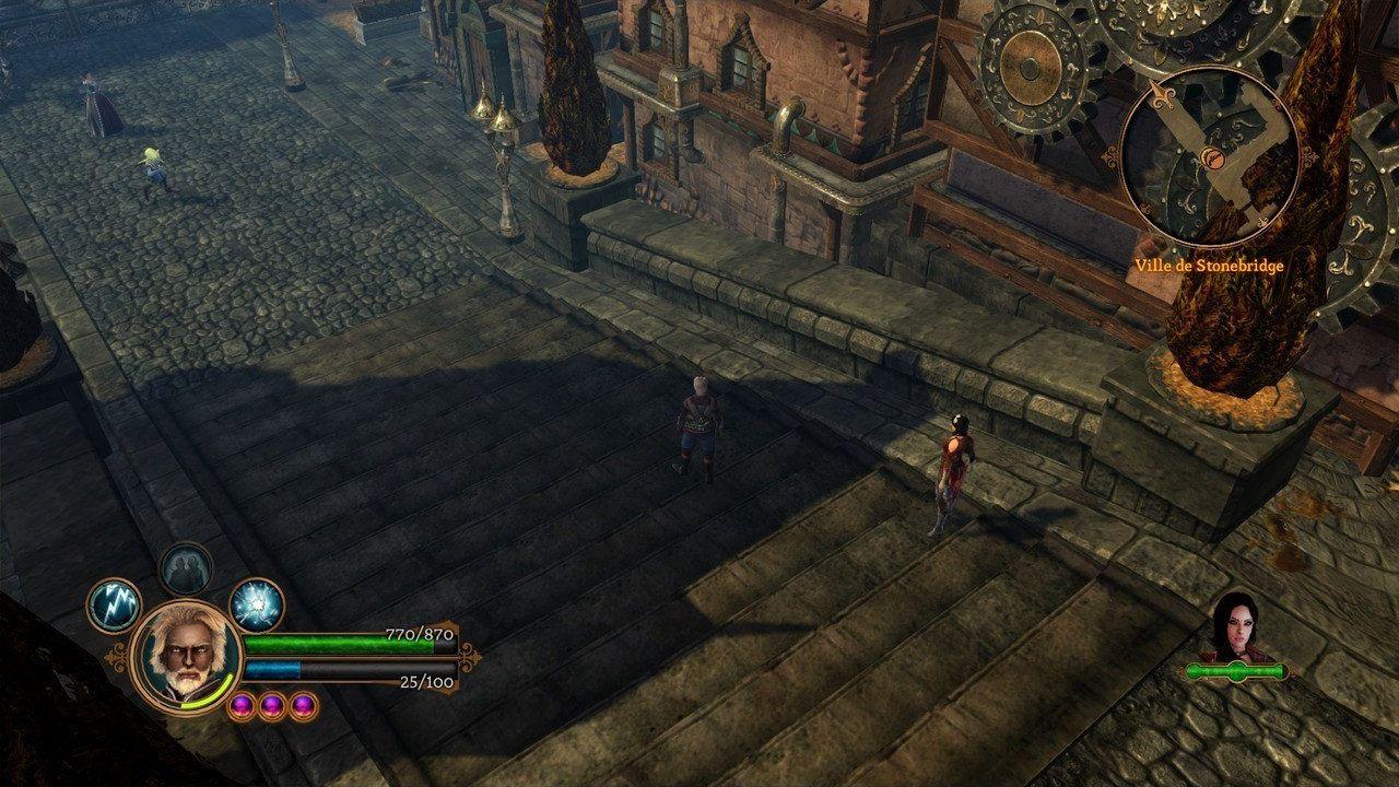 Jogo Dungeon Siege 3 - PS3