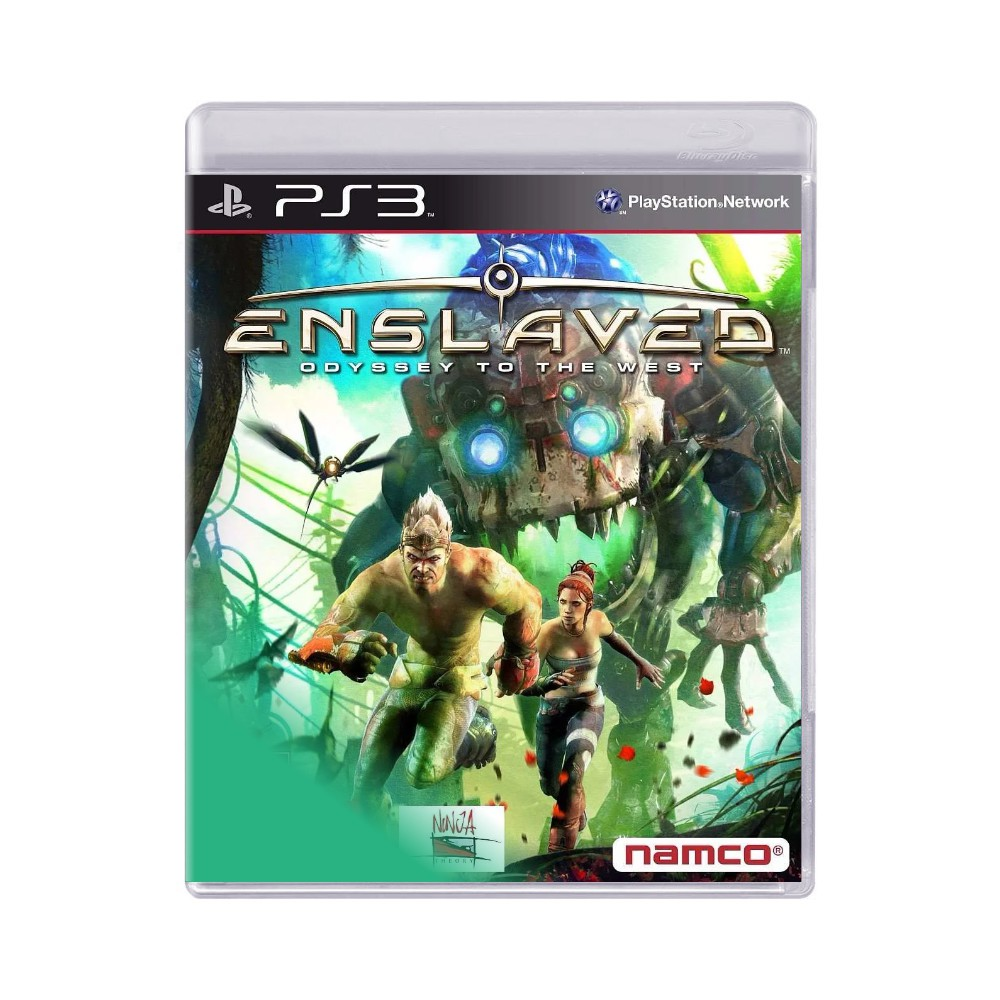 Jogo Enslaved Odyssey To The West - PS3
