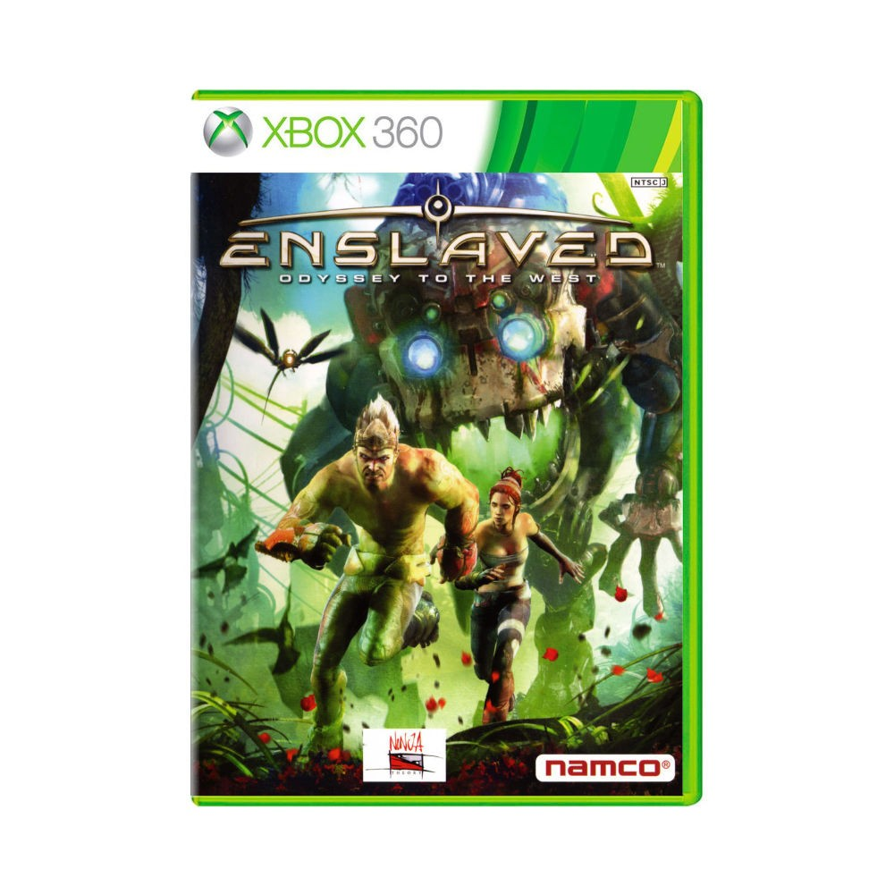 Jogo Enslaved: Odyssey to the West - Xbox 360 - EUROPEU