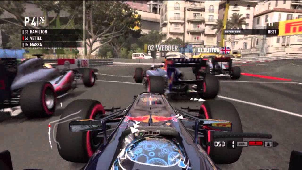Jogo F1 2011 - Xbox 360