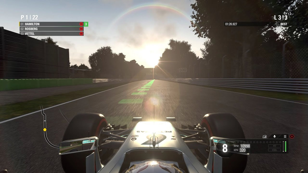 Jogo F1 2016 - PS4
