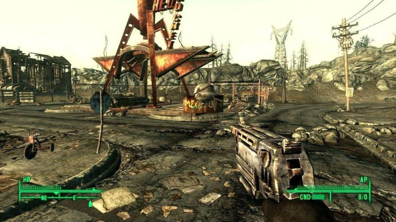 Jogo Fallout 3 - Xbox 360