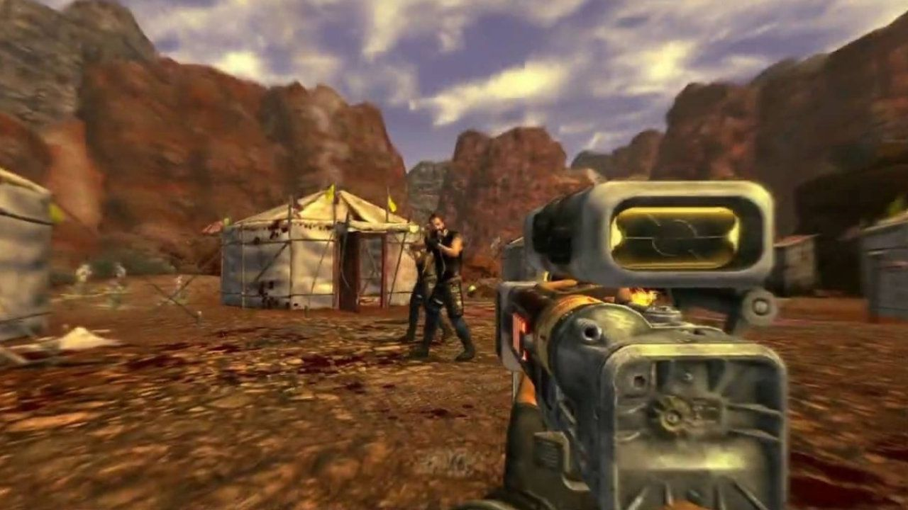 Jogo Fallout New Vegas - PS3