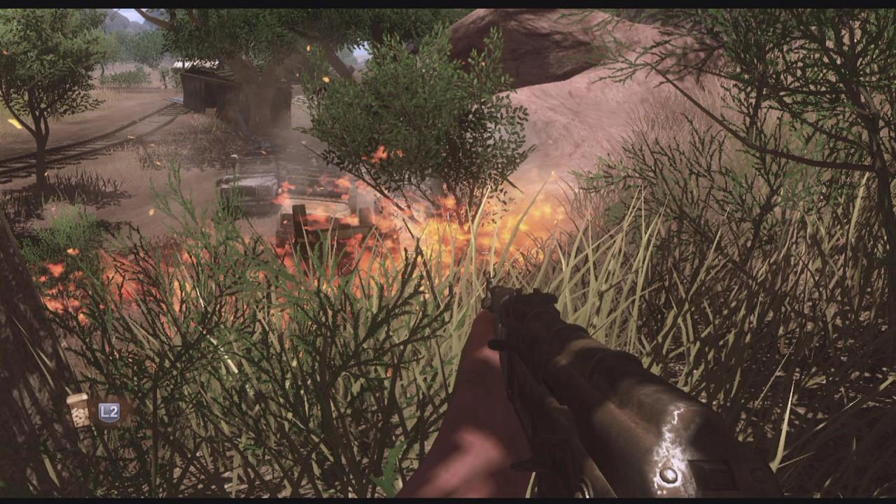Jogo Far Cry 2 - PS3
