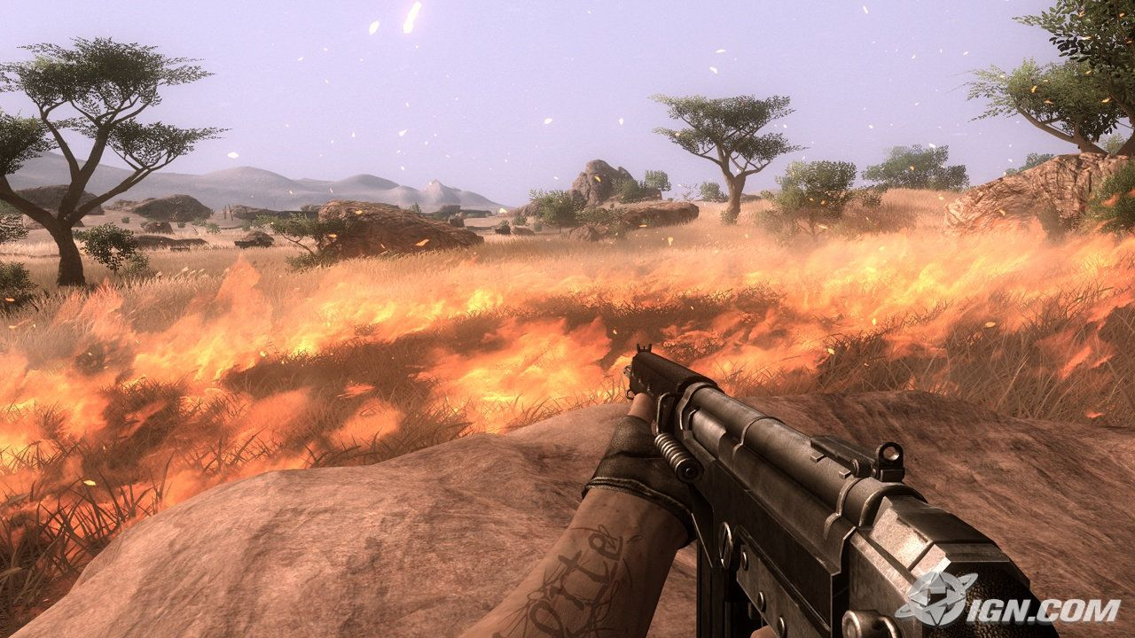 Jogo Far Cry 2 - Xbox 360