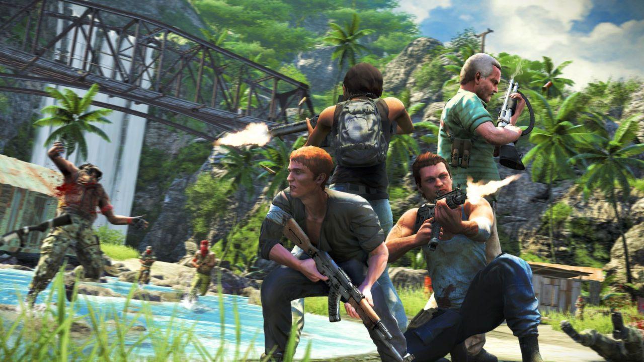Jogo Far Cry Compilation - Sem Far Cry 3 - Xbox 360