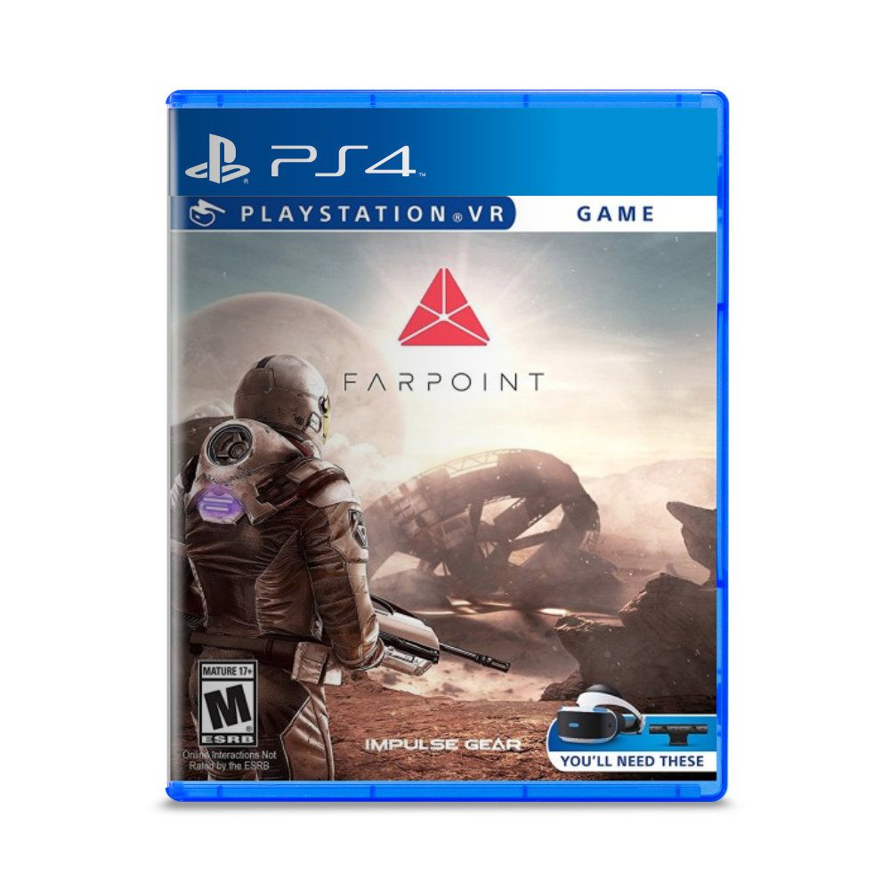 Jogo Farpoint PSVR - PS4