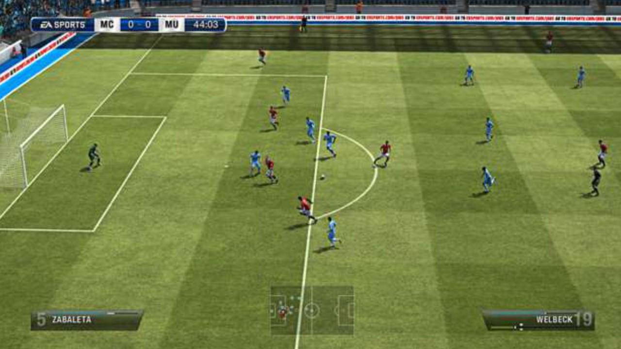 Jogo FIFA 13 - Nintendo 3DS