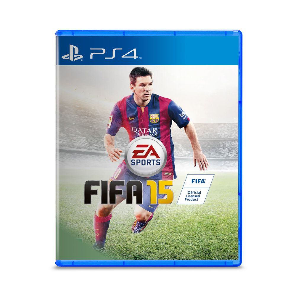 Jogo Fifa 15 - PS4