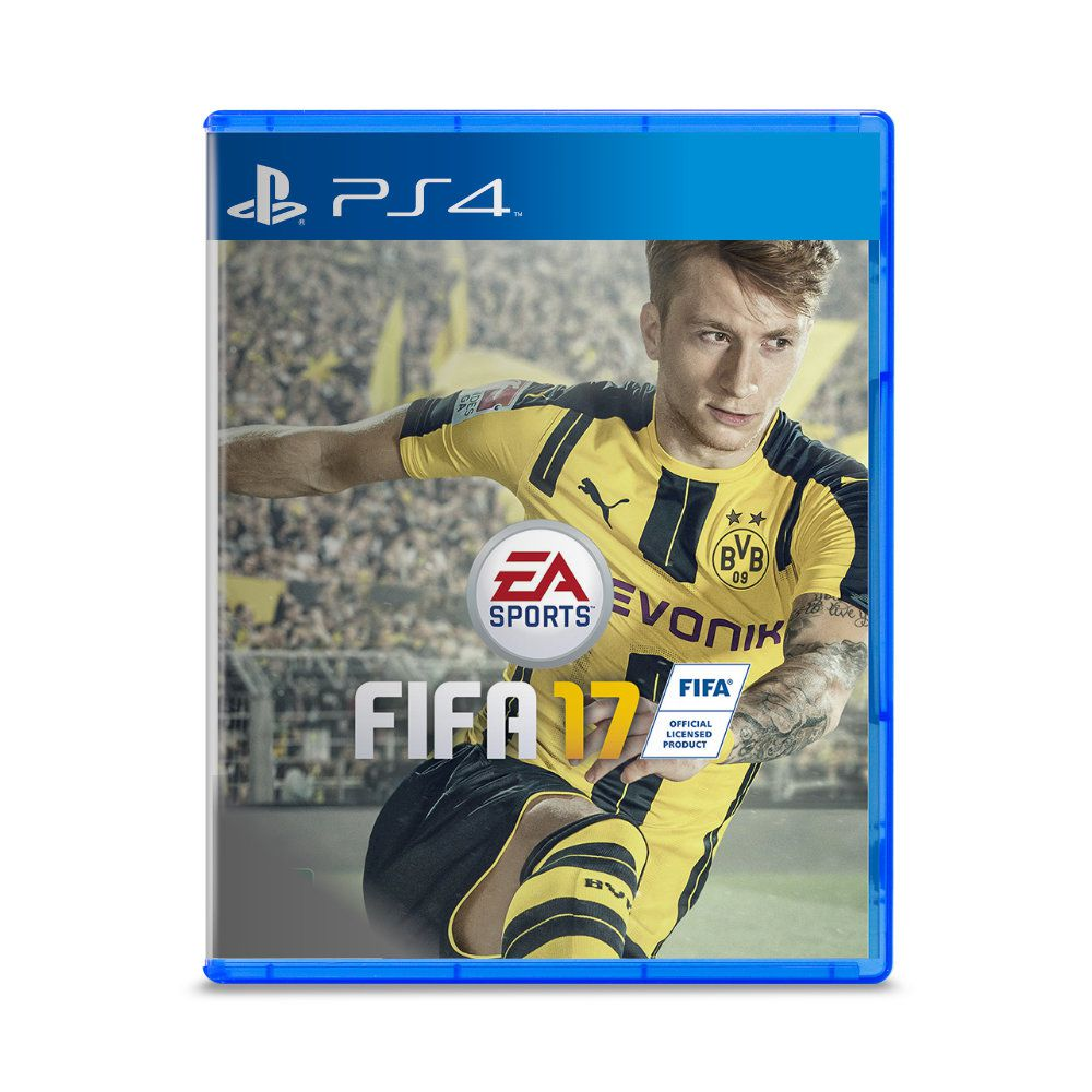 Jogo Fifa 17 - PS4