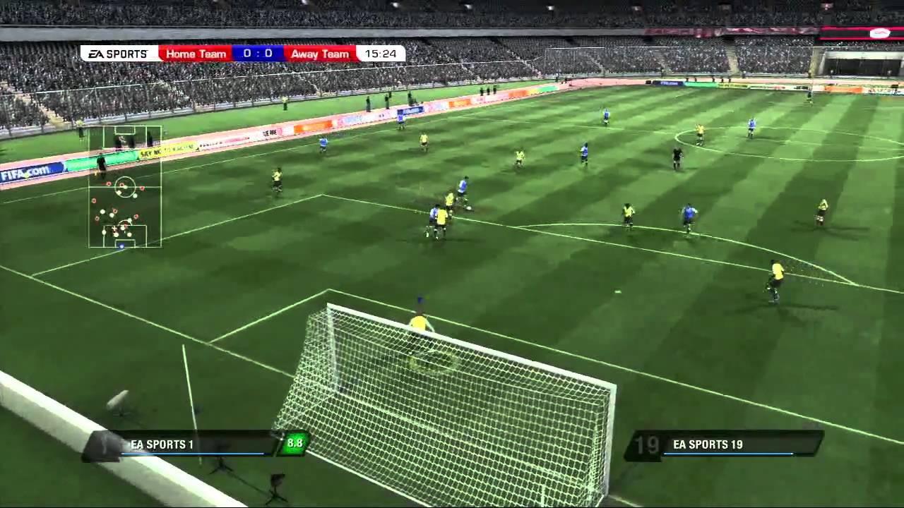 Jogo Fifa Scoccer 11 - PS3