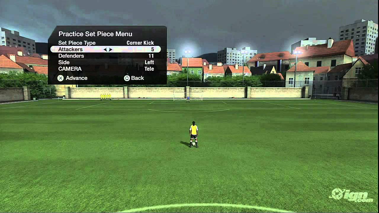 Jogo Fifa Soccer 10 - Xbox 360