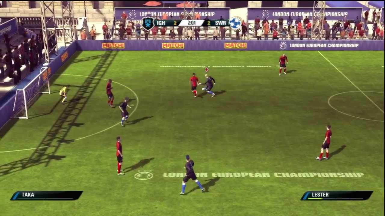Jogo Fifa Street - Xbox 360
