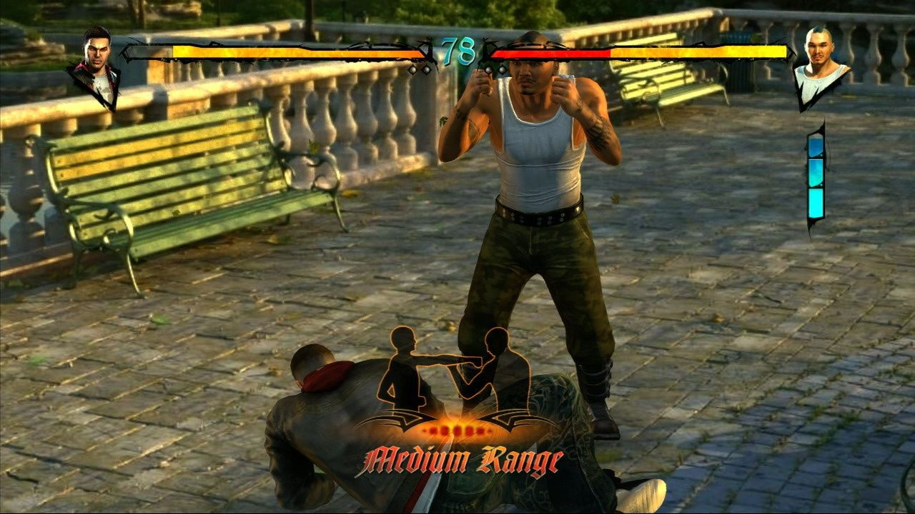 Jogo Fighters Uncaged - Xbox 360