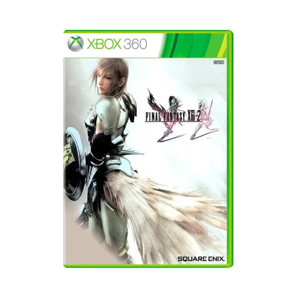 Jogo Final Fantasy XIII-2 - Xbox 360