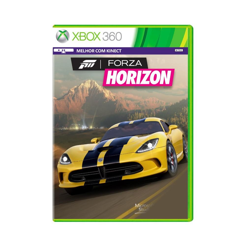 Jogo Forza Horizon - Xbox 360