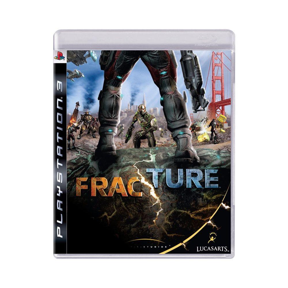 Jogo Fracture - PS3
