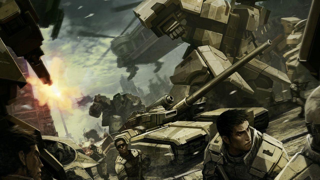 Jogo Front Mission Evolved - Xbox 360
