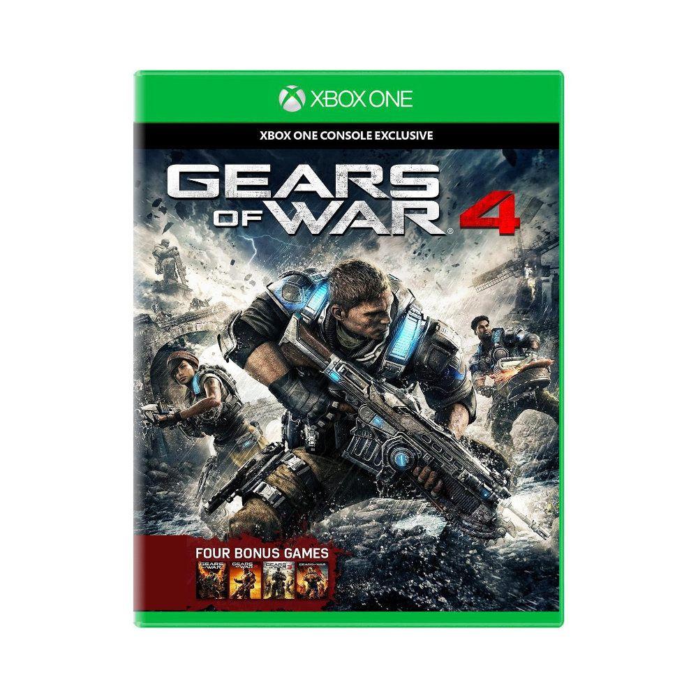 Jogo Gears of War 4 - Xbox One