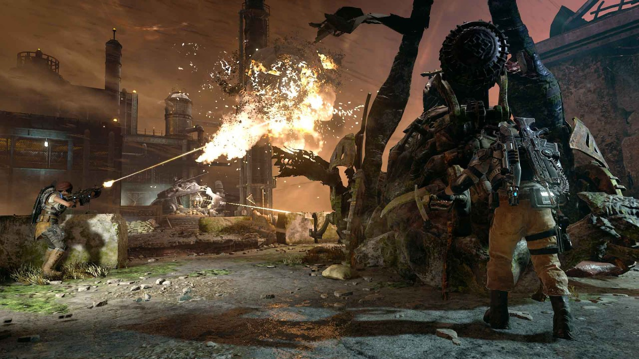 Jogo Gears of War 4 - Xbox One