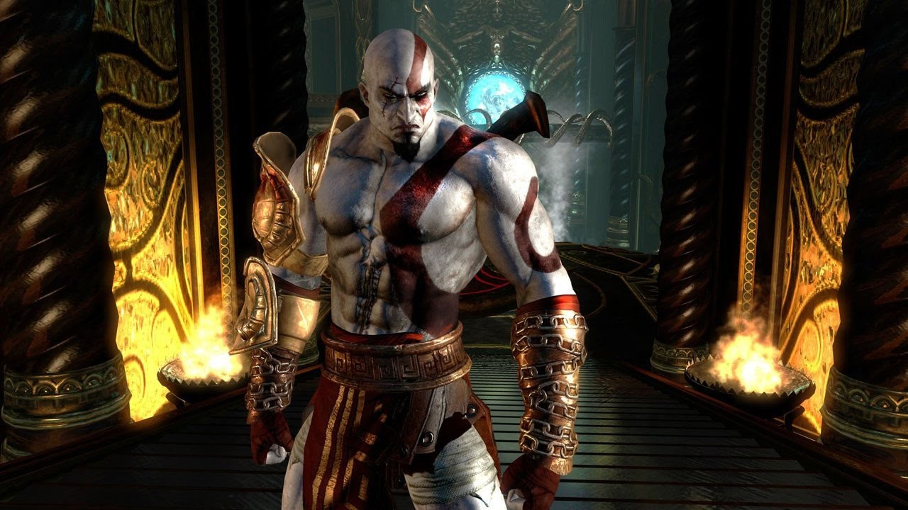 Jogo God of War 3 Greatest Hits - PS3