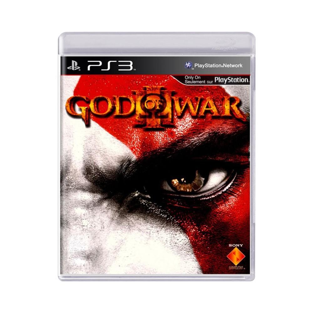 Jogo God of War 3 - PS3