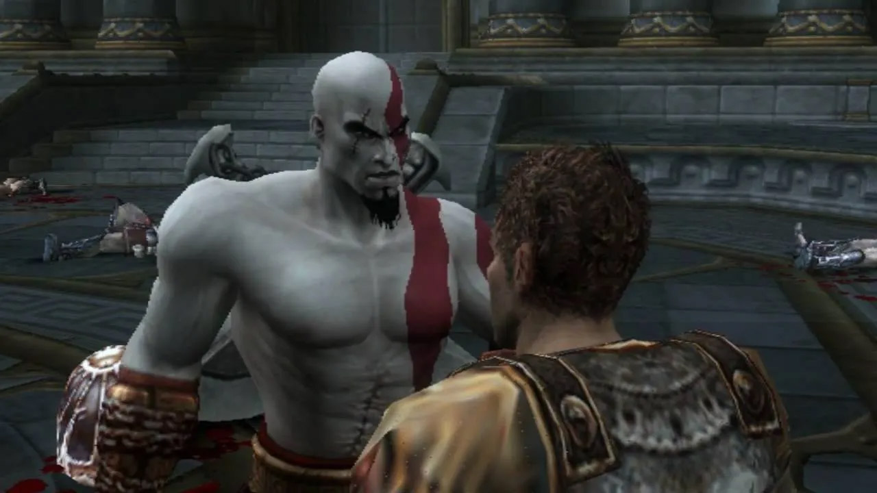 Jogo God of war Collection Greatest Hits - PS3