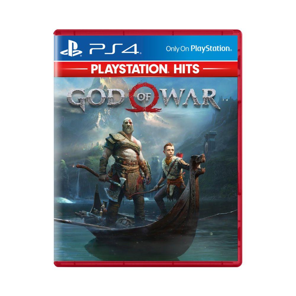 Jogo God of War PlayStation Hits - PS4